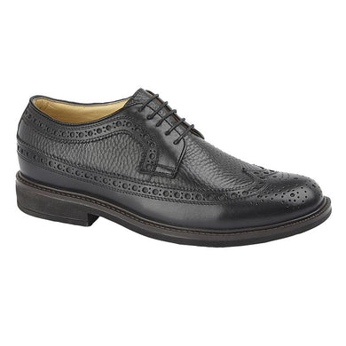 ROAMERS (M272) Full Fitting 5 Eye Lace Gibson - Schoolwear Centres | School Uniform Centres