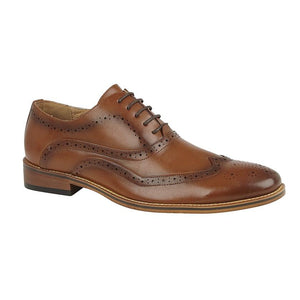 GOOR (424B) 5 Eyelet Oxford Brogue (Boys' / Men) Shoes - Schoolwear Centres | School Uniform Centres
