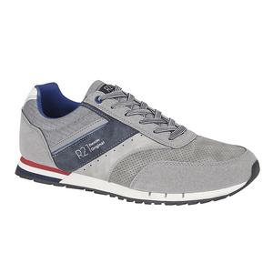 ROUTE 21 [DENIM M708] 6 Eye Casual Trainer - Schoolwear Centres | School Uniform Centres