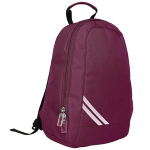 Pre-School Backpack (Plain) (Available in 6 Colours) Maroon / One Size (33cm X 23cm X 10cm) School Uniform Centres BACKPACK school-uniform-centres.myshopify.com Schoolwear Centres