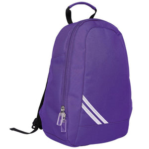 Pre-School Backpack (Plain) (Available in 6 Colours) Purple / One Size (33cm X 23cm X 10cm) School Uniform Centres BACKPACK school-uniform-centres.myshopify.com Schoolwear Centres