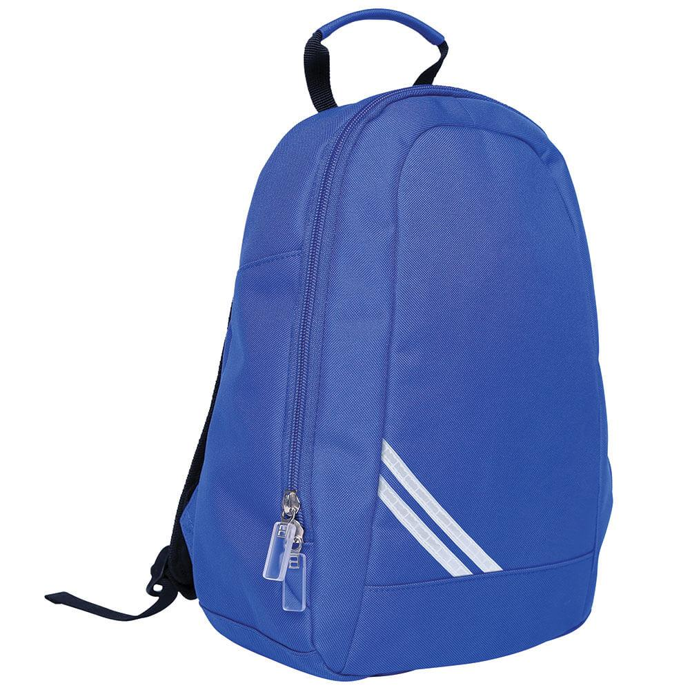 Pre-School Backpack (Plain) (Available in 6 Colours) Royal / One Size (33cm X 23cm X 10cm) School Uniform Centres BACKPACK school-uniform-centres.myshopify.com Schoolwear Centres