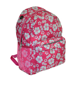 "Infant Backpack (Available in 8 Colours) Floral Print / One Size (18"" X 14"" X 8"") School Uniform Centres BACKPACK school-uniform-centres.myshopify.com Schoolwear Centres"