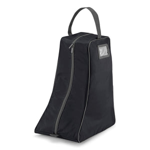 Boot Bag (Available in different Colours & Sizes) Black/ Graphite Grey (420D) / One Size School Uniform Centres Boot Bag school-uniform-centres.myshopify.com Schoolwear Centres