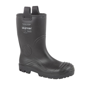 GRAFTERS  Full Safety Waterproof Rigger Boot - Schoolwear Centres | School Uniform Centres