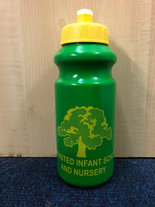Water Bottles - Available in 12 Colours Green Bottle / ONE SIZE School Uniform Centres Accessories school-uniform-centres.myshopify.com Schoolwear Centres