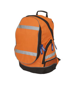 Hi-vis London rucksack - Schoolwear Centres | School Uniform Centres