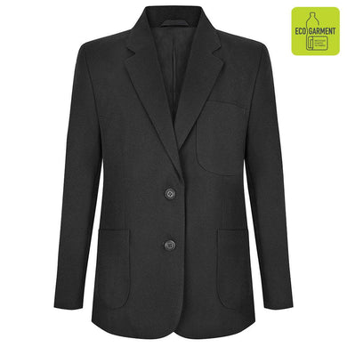 The Eastwood Academy - Girls Black Blazer - Schoolwear Centres | School Uniform Centres