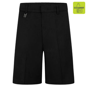 School Summer Shorts Black / 13 YRS School Uniform Centres Shorts school-uniform-centres.myshopify.com Schoolwear Centres