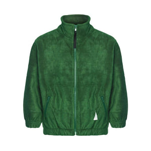 Milton Hall Primary School - Bottle Fleece Jacket with School Logo - Schoolwear Centres | School Uniform Centres
