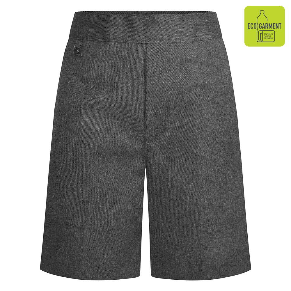 Elastic Back Pull-Up (BS3074) School Shorts - Schoolwear Centres | School Uniform Centres