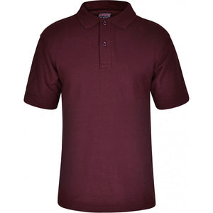 Polo Shirts | White | Bottle | Gold | Navy Blue | Emerald | Jade | Maroon | Dark Navy - Schoolwear Centres | School Uniform Centres