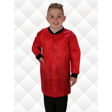 Painting (Smock) Apron | Schoolwear Centres Red / 13 Yrs Schoolwear Centres Accessories school-uniform-centres.myshopify.com Schoolwear Centres