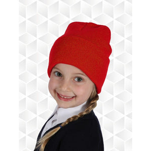 Saint Ursula's Catholic Infant School - Red / Legionnaire Caps and Beanie Hats with School Logo  School Uniform Centres Caps school-uniform-centres.myshopify.com Schoolwear Centres