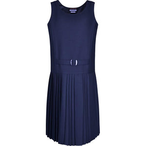 "False Belt Pinafores 32""  11-12 Yrs / Royal Schoolwear Centres Pinafore school-uniform-centres.myshopify.com Schoolwear Centres"