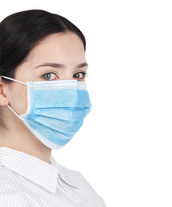 Disposable 3-ply type IIR medical mask  Schoolwear Centres Covid-19 school-uniform-centres.myshopify.com Schoolwear Centres