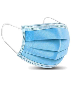 Disposable 3-ply type IIR medical mask Blue / Single Schoolwear Centres Covid-19 school-uniform-centres.myshopify.com Schoolwear Centres