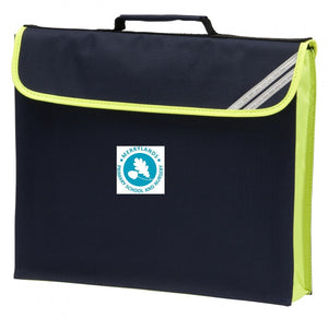 Merrylands Primary School - Navy School Bags with School Logo - Schoolwear Centres | School Uniform Centres
