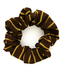 Hairband, Hairclips & Bobble Scrunchie / Brown/Gold School Uniform Centres Accessories school-uniform-centres.myshopify.com Schoolwear Centres