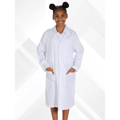 Lab Coats White / 44/46 (XL) Schoolwear Centres Accessories school-uniform-centres.myshopify.com Schoolwear Centres