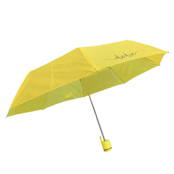 LOGO MINI YELLOW UMBRELLA