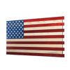 Dual Compartment Gun Concealment American Flag *Red White and Blue
