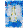 Image of Angel Watcher, A glorious guardian ange canvas for your home.