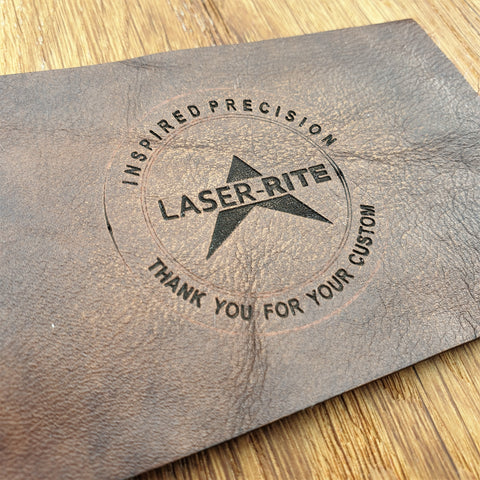 Made to Order - Leather Engraving