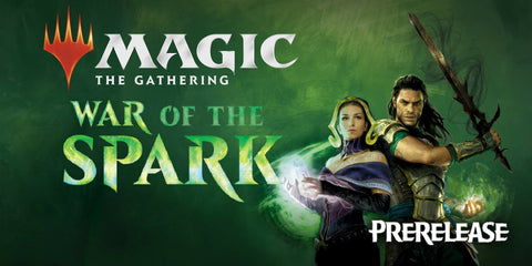 War of the Spark Pre-Release Entry