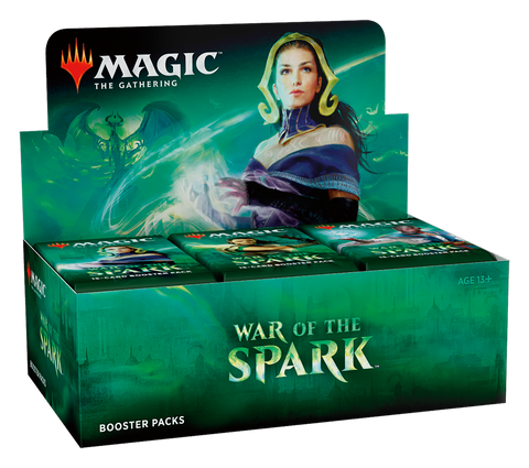 War of the Spark Booster Box (Pre-Order)