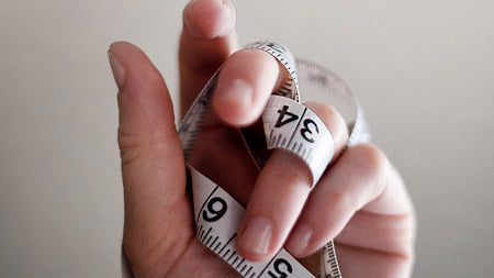 Tips for measuring yourself