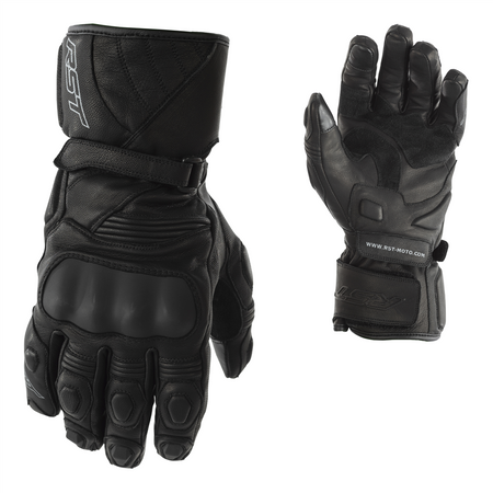 GT gloves - Black