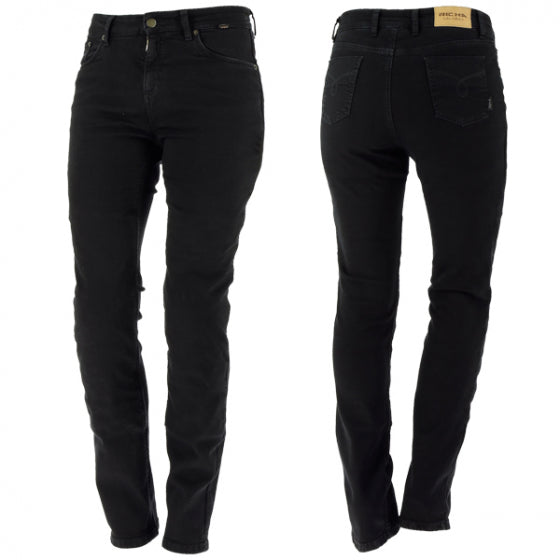 Nora Regular Cut - Black