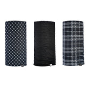Oxford Comfy 3 Pack of Tartan Buff's