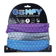 Oxford Comfy 3 Pack of Prism Buff's