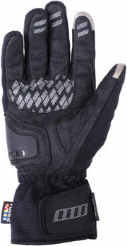 Suki Gloves - Black & Silver