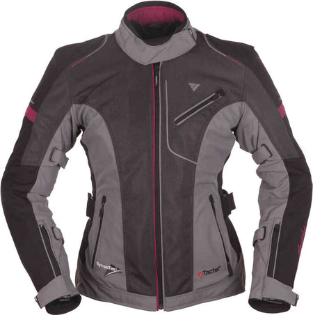 Modeka Belastar Jacket - Dark Grey - Small UK 12