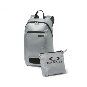 Packable Backpack - Silver/Grey