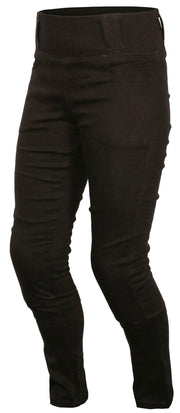 Aurora High Waisted Leggings - Black
