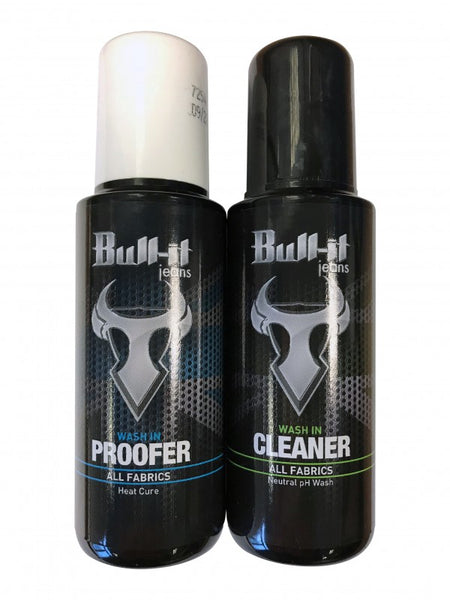 Bull-it Clean & Reproof liquid