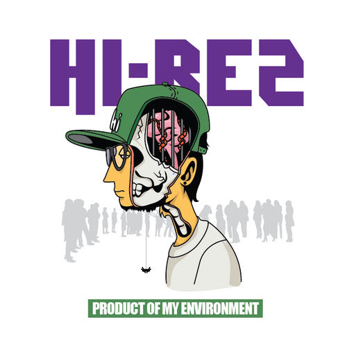 Product Of My Environment CD (Signed)