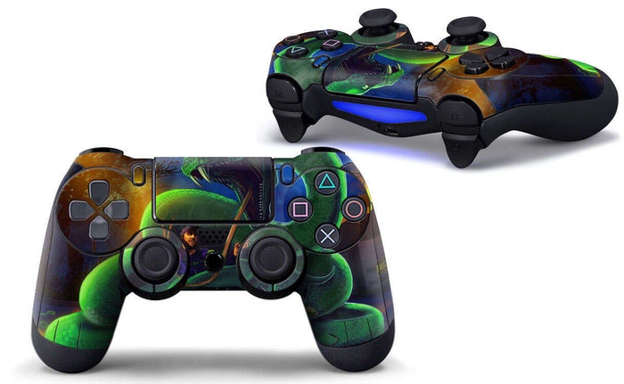 PlayStation controller skin