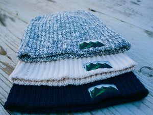 Eco Cotton Mountain Beanie