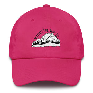 Seacliff Embroidered Ball Cap