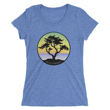 Scoop Neck Cypress Sunset