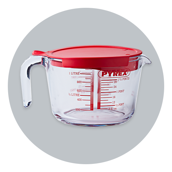 Liquid Measuring Cups and Pitchers