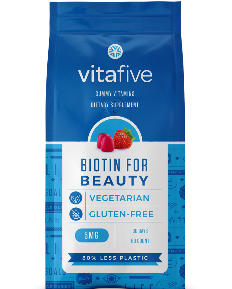 Biotin for Beauty