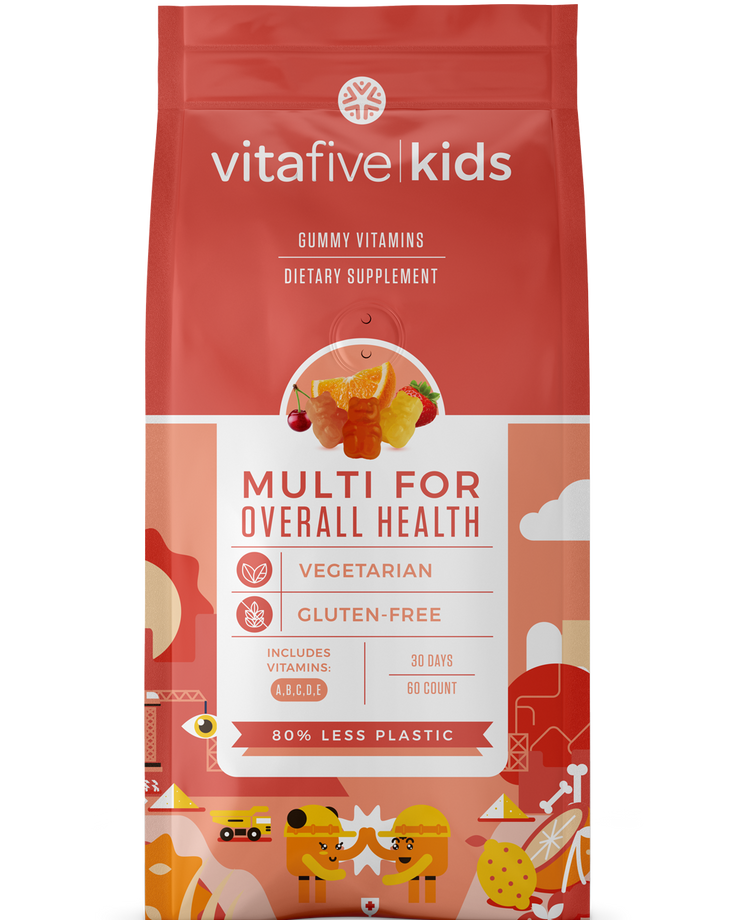 Kid's Multi for Overall Health