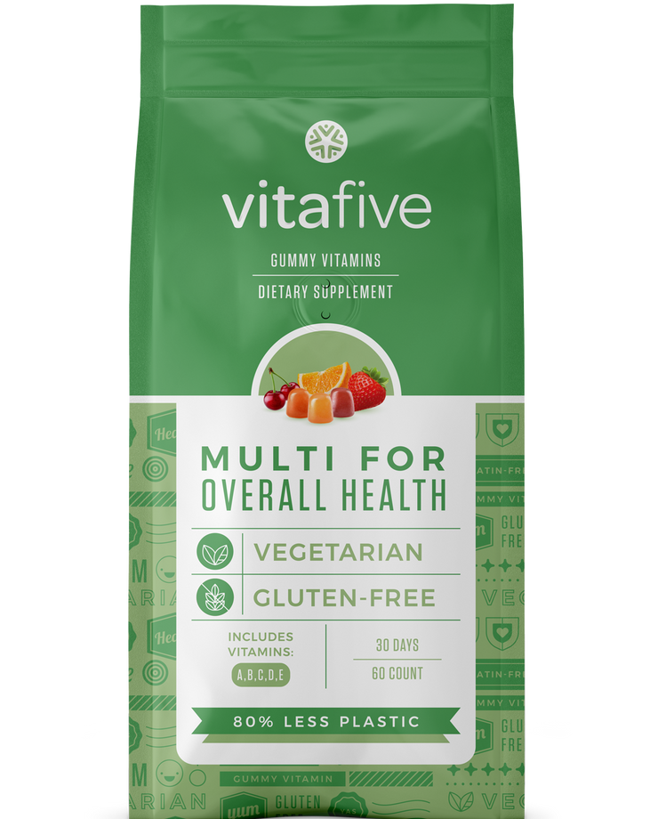 Multi for Overall Health