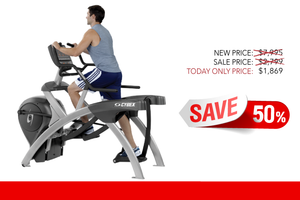 Image of Refurbished Cybex 750AL Lower Body Arc Trainer